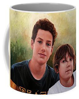 Due Ragazzi Coffee Mug
