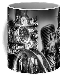 Dueling Projectors Coffee Mug