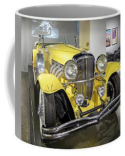 Duesenberg II S J Coffee Mug