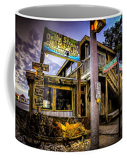 Duffy Street Seafood Shack Coffee Mug