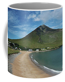 Dugort Beach Achill Coffee Mug
