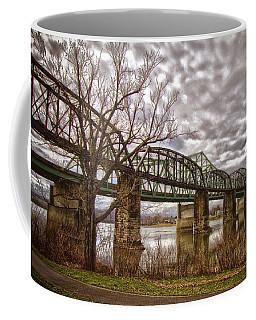 Dueling Bridges Coffee Mug