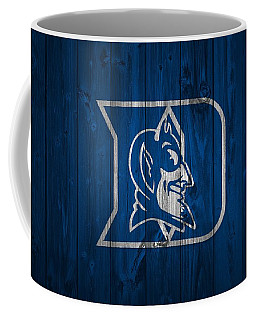 Duke Blue Devils Barn Door Coffee Mug