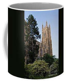 Duke Chapel Side View Coffee Mug