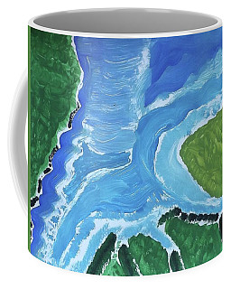 Dundrum Lagoon Ireland  Coffee Mug