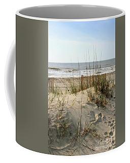Dune Coffee Mug by Angela Rath