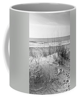 Dune - Black And White Coffee Mug