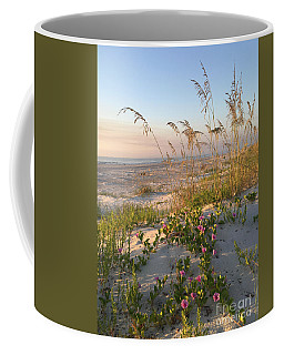 Coffee Mug featuring the photograph Dune Bliss by LeeAnn Kendall
