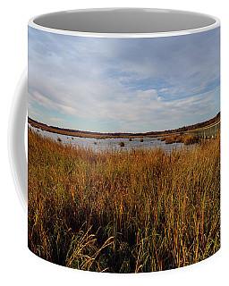 Dune Grass At Bivalve Coffee Mug