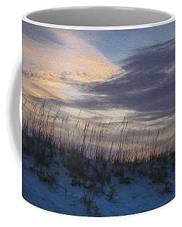 Dune Grass Blue Coffee Mug