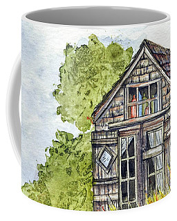 Dune Shack Coffee Mug