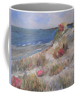 Dune View Coffee Mug