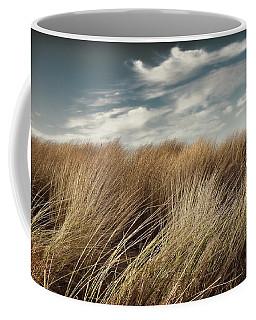 Dunes And Clouds Coffee Mug