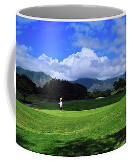 Dunes At Maui Lani Scenery Coffee Mug