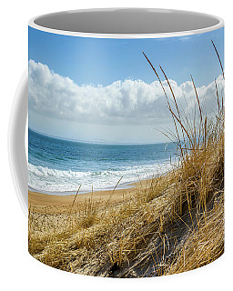 Dunes At Plum Island Coffee Mug