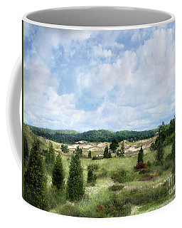 Dunescape Preserved Forever Coffee Mug by Kathi Mirto