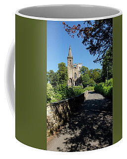 Coffee Mug featuring the photograph Dunfermline Abbey by Jeremy Lavender Photography