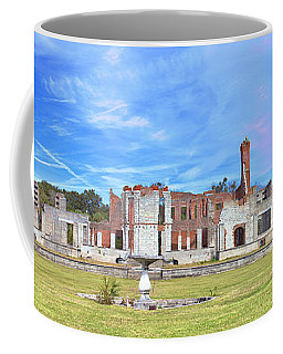 Dungeness Ruins Coffee Mug