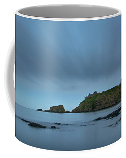Dunnottar Castle On A Summer Night Coffee Mug