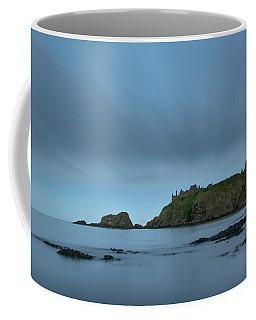 Dunnottar Castle On A Summer Night Coffee Mug