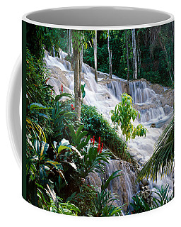 Dunn's River Falls Jamaica Coffee Mug