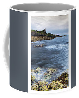 Dunure Castle Scotland  Coffee Mug