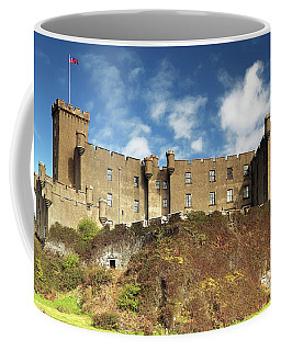 Coffee Mug featuring the photograph Dunvegan Castle by Grant Glendinning