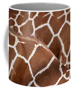 Duo Giraffe Pattern Coffee Mug