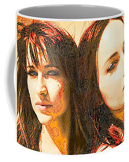 Duo Coffee Mug