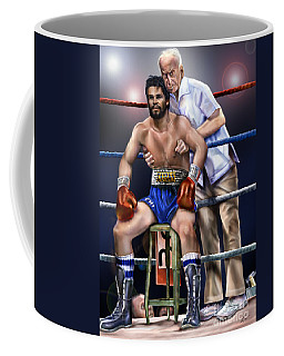 Duran Hands Of Stone 1a Coffee Mug