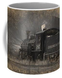 Durango And Silverton Train 2 Coffee Mug
