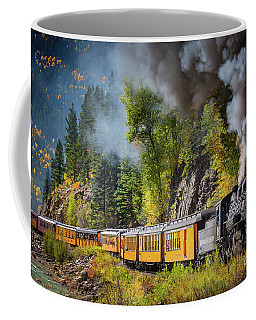 Durango-silverton Narrow Gauge Railroad Coffee Mug