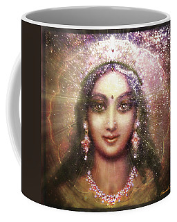 Vision Of The Goddess - Durga Or Shakti Coffee Mug