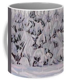 During The Storm Coffee Mug
