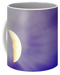 Aries Moon During The Total Lunar Eclipse 3 Coffee Mug