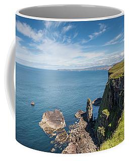 Coffee Mug featuring the photograph Handa Island - Sutherland by Pat Speirs
