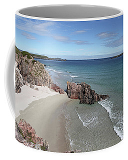 Coffee Mug featuring the photograph Durness - Sutherland by Pat Speirs