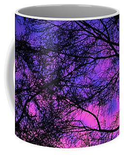 Dusk And Nature Intertwine Coffee Mug