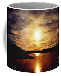 Dusk At Huntington Coffee Mug