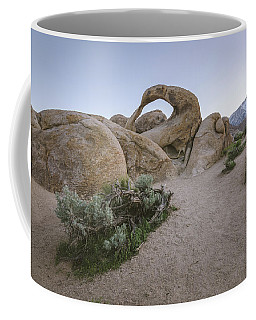 Dusk At Mobius Arch Coffee Mug