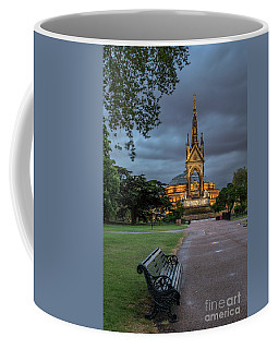 Dusk At The Albert Memorial Coffee Mug