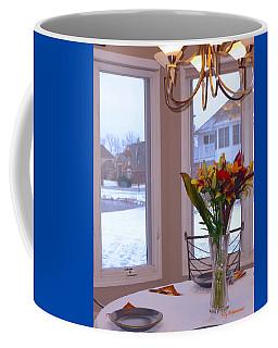 Dusk Dining View Coffee Mug