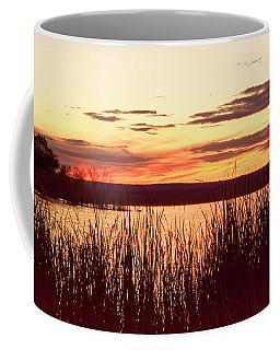 dusk on Lake Superior Coffee Mug