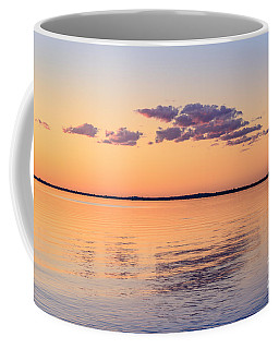Coffee Mug featuring the photograph Dusky Dream by Ray Warren