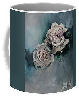 Dusky Roses Coffee Mug