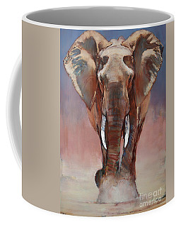 Dust Bath, Loisaba Coffee Mug
