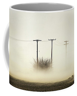 Dust Storm Coffee Mug