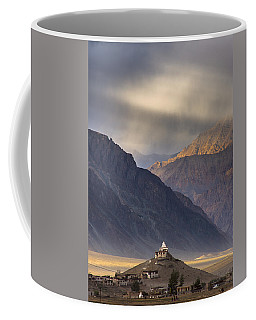 Dusty Evening, Padum, 2006 Coffee Mug