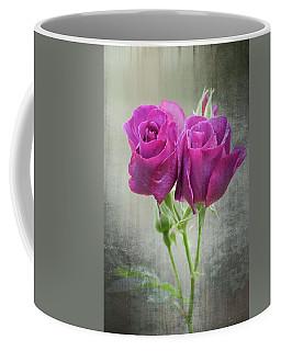 Dusty Roses Coffee Mug