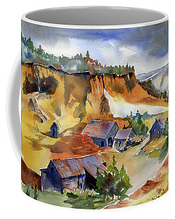 Dutch Flat Diggin's Gold Coffee Mug